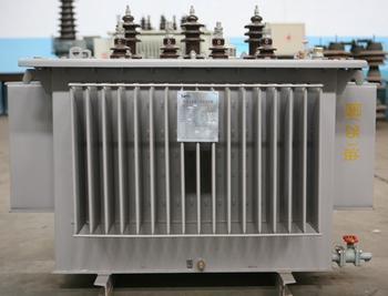 s11变压器高压接线图